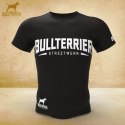 Bullterrier Street Wear [Royal] Black Edition póló